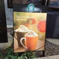 Photo taken at Starbucks by Lisa B. on 9/19/2012