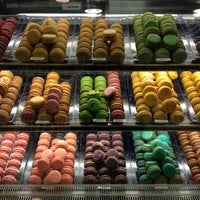 Photo taken at Macaron Café by June S. on 12/17/2012