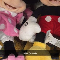 Photo taken at Disney Store by Meera B. on 5/20/2016