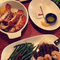 Photo taken at Red Lobster by Ahmed on 4/25/2016