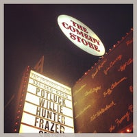 Photo taken at The Comedy Store by Sasha N. on 4/23/2013