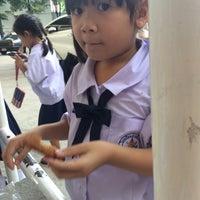 Photo taken at Saiaksorn School by Kanom P. on 7/22/2016