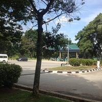 Photo taken at Plaza Tol Batu Tiga by ihsan n. on 6/15/2016