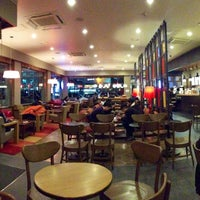 Photo taken at Starbucks by Seo young K. on 12/20/2012