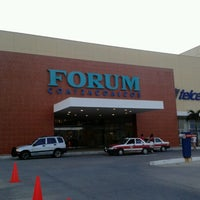 Photo taken at Forum Coatzacoalcos by francisco h. on 6/15/2013