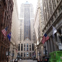 Photo taken at Chicago Board of Trade by Lily L. on 3/25/2016