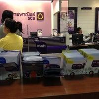 Photo taken at ธนาคารไทยพาณิชย์ (SCB) by 🍺B e e r🍻 on 10/2/2012