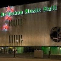 Photo taken at Heineken Music Hall by Petros F. on 4/10/2013