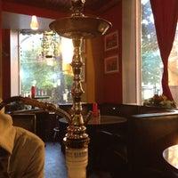 Photo taken at Anatolia Cafe & Hookah Lounge by E. H. on 5/5/2013