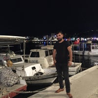 Photo taken at Denize karşı sessiz sedasız by Cıhan S. on 9/16/2016