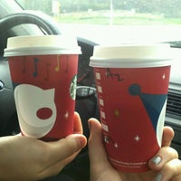Photo taken at Starbucks by Katie G. on 11/15/2012