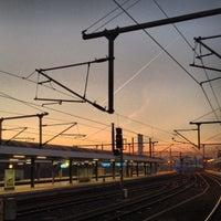 Photo taken at Berlin Ostbahnhof by Markus B. on 11/14/2012