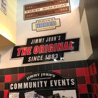 Photo taken at Jimmy John's by Jonathan P. on 7/12/2016