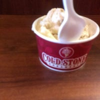 Photo taken at Cold Stone Creamery by Fabian B. on 7/23/2014