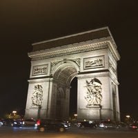 Photo taken at Place Charles de Gaulle by Viktoryia H. on 8/30/2016