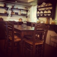 Photo taken at Santa Pasta by Vasiliki🌿🌸 on 3/23/2014