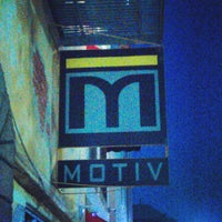 "Photo taken at Motiv by Dwight ""DJ D-Roc"" Cazzalli on 6/22/2013"