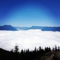 Photo taken at Mount Si Summit by Tasheon C. on 7/22/2013