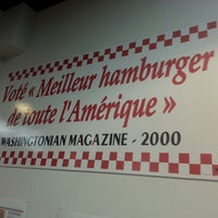 Photo taken at Five Guys by Gauthier G. on 8/1/2013