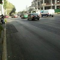 Photo taken at Eje 8 Sur Popocatepetl by Jesus V. on 12/28/2012