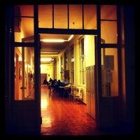 Photo taken at ELTE-PPK IZU by feri on 12/5/2012
