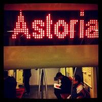 Photo taken at Astoria (M2) by feri on 3/13/2013