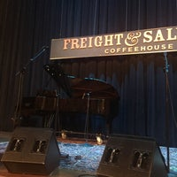 Photo taken at Freight & Salvage Coffeehouse by Rose W. on 8/12/2016