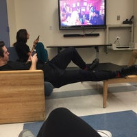 Photo taken at NYU Founders Residence Hall by Brianna Y. on 1/11/2016