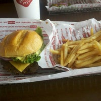 Photo taken at Smashburger by Andy B. on 3/26/2013
