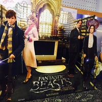 Photo taken at Glorietta 4 Cinema 6 by Andrei F. on 11/22/2016