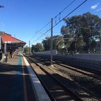 Photo taken at Riverwood Station by Tim P. on 6/10/2016
