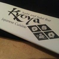 Photo taken at Kyo-Ya by Benjamin S. on 9/28/2012