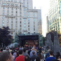 Photo taken at Vancouver International Jazz Festival by Gian V. on 6/23/2013