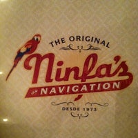 Photo taken at The Original Ninfa's on Navigation by Danielle H. on 1/28/2013