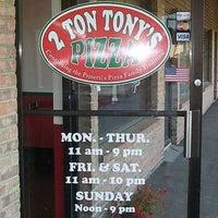 Photo taken at 2 Ton Tony's by Jamie L. on 5/22/2013
