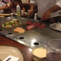 Photo taken at Kobe Japanese Steak & Seafood by SINthia on 7/17/2013