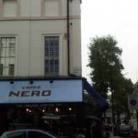 Photo taken at Caffè Nero by Khalid A. on 10/19/2012