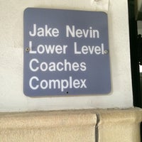 Photo taken at Jake Nevin Fieldhouse by Lionel Brahim B. on 7/18/2016