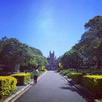 Photo taken at The University of Sydney (USYD) by David N. on 3/7/2013