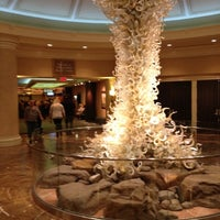 Photo taken at Turning Stone Resort Casino by Craig P. on 11/3/2012