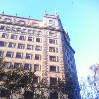 Photo taken at Banco de España by Antonio E. on 12/3/2013