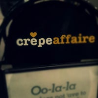 Photo taken at Crepeaffaire by Simon P. on 2/15/2013