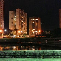 Photo taken at Parque Germânia by Ricardo M. on 5/1/2013
