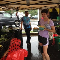 Photo taken at West End Farmers Market by J. M. on 6/23/2013