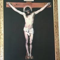 Photo taken at Parroquia Sta. María Madre de la Misericordia by Laura Patricia A. on 9/13/2016