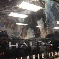 Photo taken at GameStop by Kevin J. on 11/6/2012