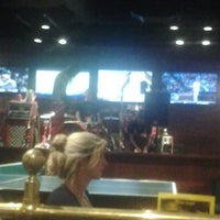 Photo taken at Bailey's Sports Grille by Lamar F. on 5/4/2013