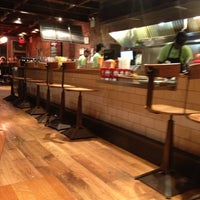 Photo taken at brgr by Alvin U. on 10/20/2012