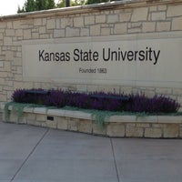 Photo taken at Kansas State University by Ja A. on 8/17/2013