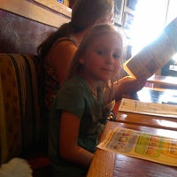 Photo taken at Red Robin Gourmet Burgers by Jeremy F. on 3/31/2013